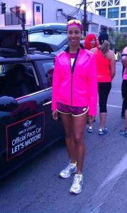 KY Derby mini Marathon Pace Car