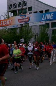 KY Derby mini Marathon Start 2