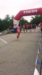Throo The Zoo 2013 finish