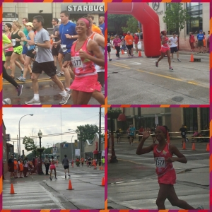 Oak Apple Run Race