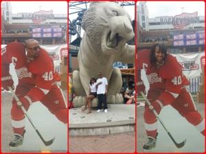 Red Wings Tigers Hoedown