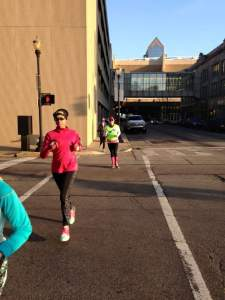 Kelsie smoot 15 mile run louisville