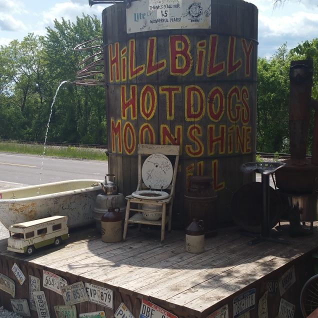 Hillbilly hot dogs moon shine_1463705485294