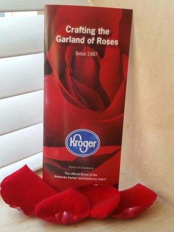 Kentucky derby freedom rose garland_1462839433582