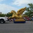 Pegasus parade bank float_1462839332044