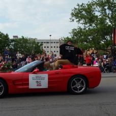 Pegasus parade Damion Lee u of l