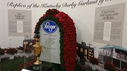 Replica of ky derby rose garland_1462839433291