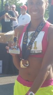 Gold jacket 5k columbus oh overall female winner