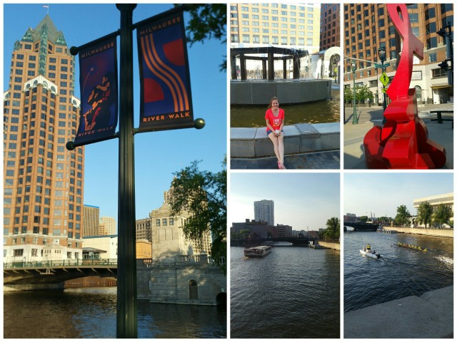milwaukee river walk