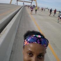 Over Hoan Bridge