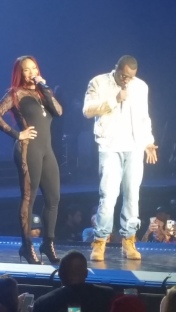 Faith Evans and P Diddy