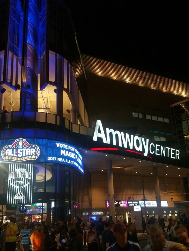 Amway Center Orlando