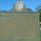 Frank Lloyd Wright Architecture at FSC