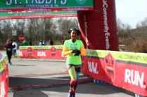 St Paddys Half Marathon Finisher