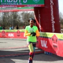 St Paddys Half Marathon Finisher
