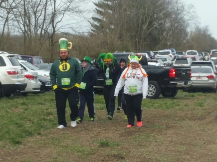 Louisville St.Paddy's Day 5K