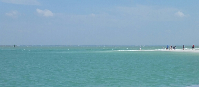 Anclote Key Beach