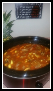 Master Cleanse Vegetable Soup
