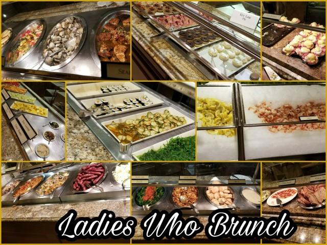 Bellagio lunch buffet