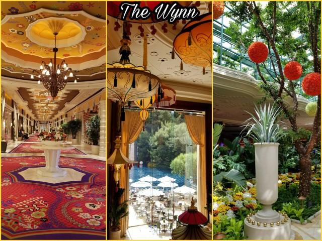 The Wynn hotel las vegas