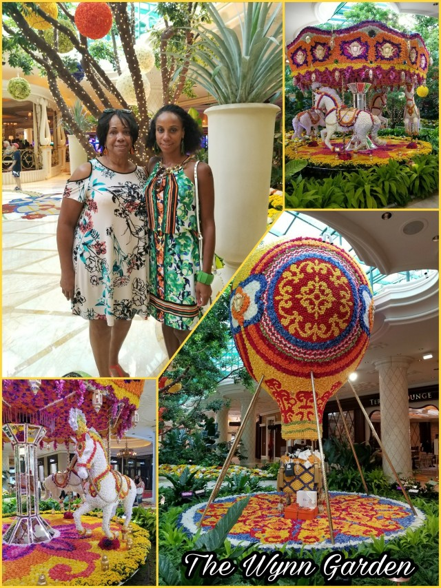 The Wynn Las Vegas kelsie smoot