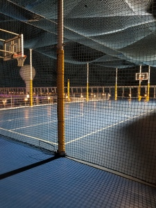 Norwegian Sky Basketball Court