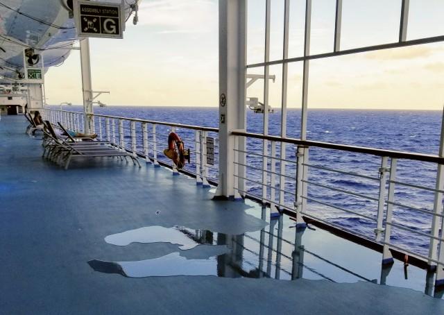 Norwegian Sky Deck 6 Starboard