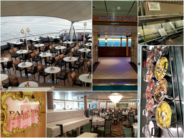 Norwegian Sky Dining