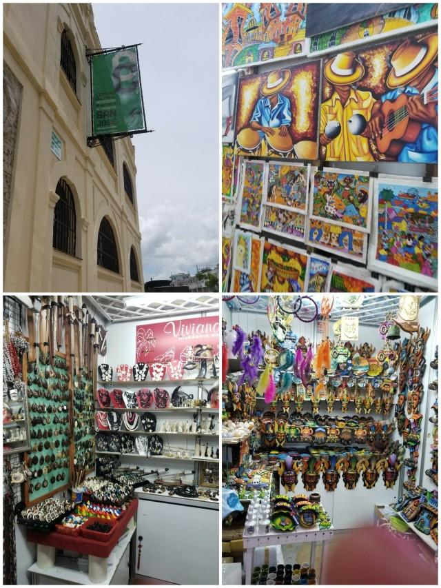 Almacenes San José Artisans' Market
