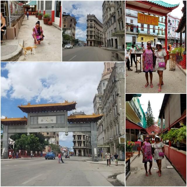 Chinatown Havana Cuba