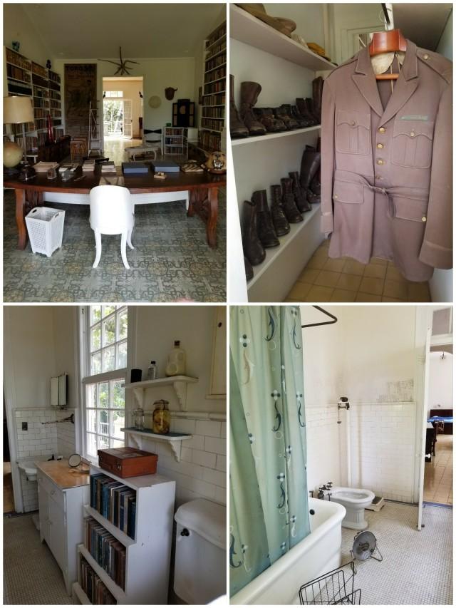 Ernest Hemingway Bathroom Cuba
