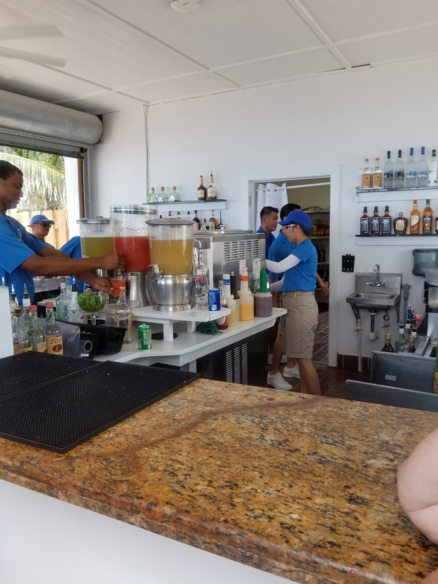 Great Stirrup Cay Bahamas Open Bar