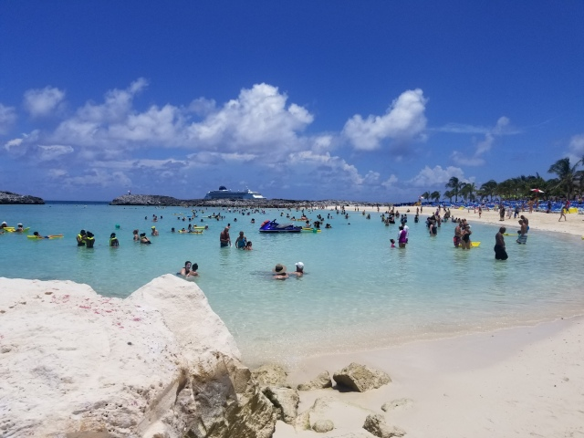 Great Stirrup Cay Bahamas