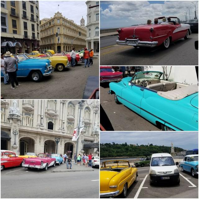 Havana, Cuba vintage Cars