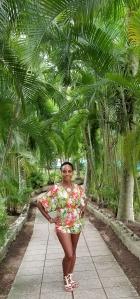 Kelsie Smoot in Cuba