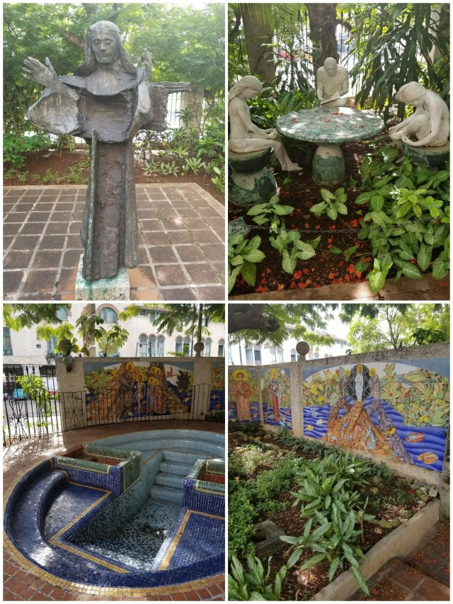 Mother Teresa of Calcutta Garden Havana