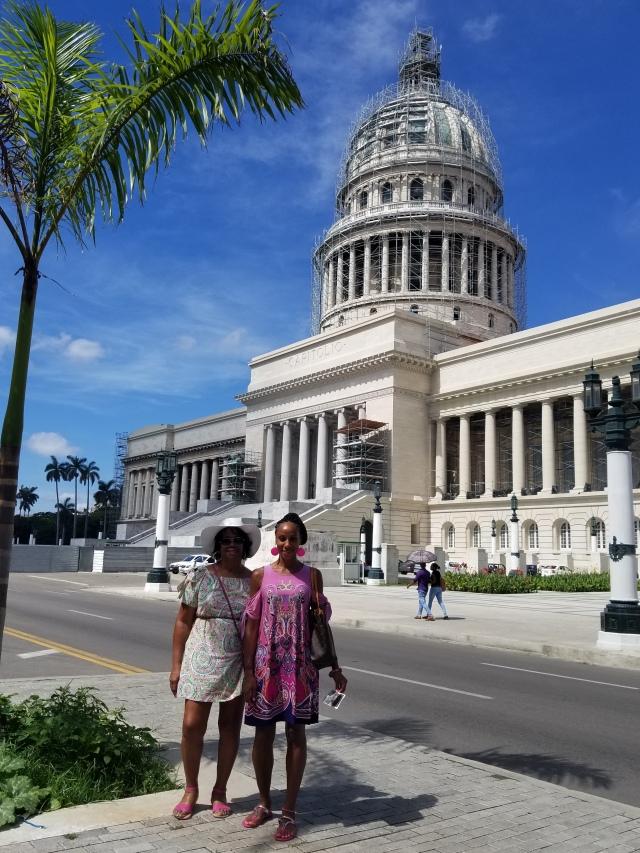 National Capitol Havana, Cuba