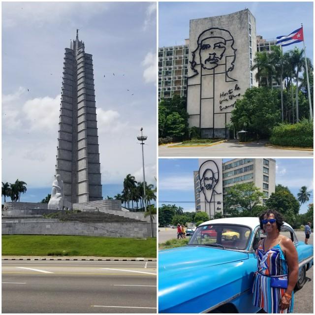 Revolution Square Havana Cuba
