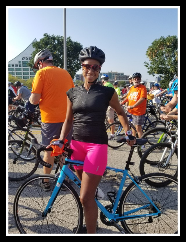 Kelsie Smoot Hike Bike Paddle Louisville