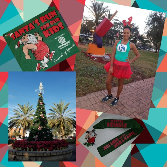 Santa's Run For our Kids Winter Haven FL