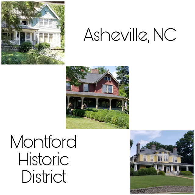 Asheville Montford Historic District