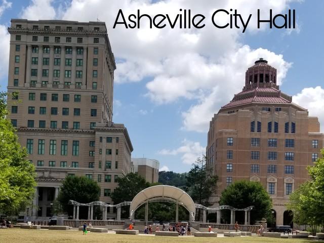 Asheville, NC City Hall