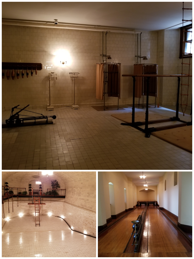 Biltmore Estate Gym