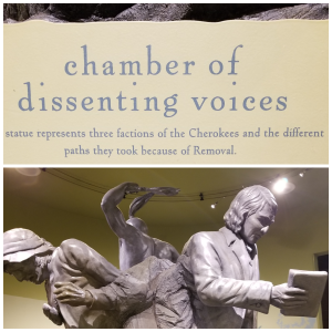 Chamber of Dissenting Voices