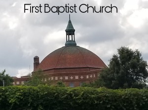 First Baptist Church Dome Asheville