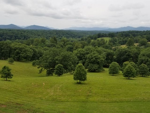 George Vanderbilt Land in Asheville, NC