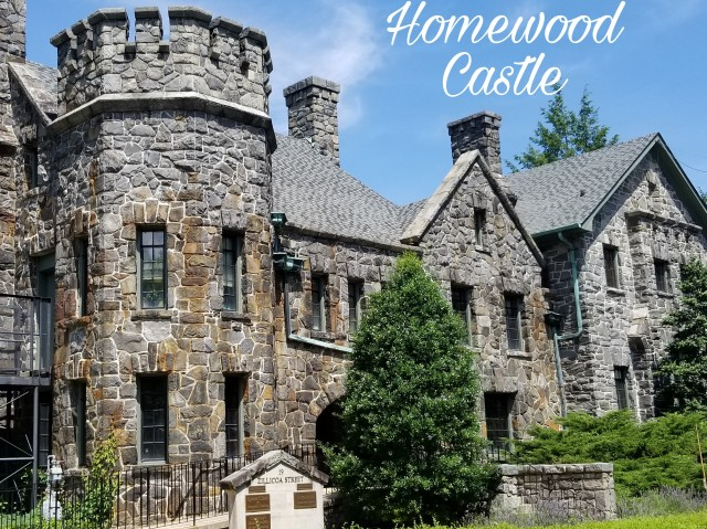 Homewood Castle Asheville