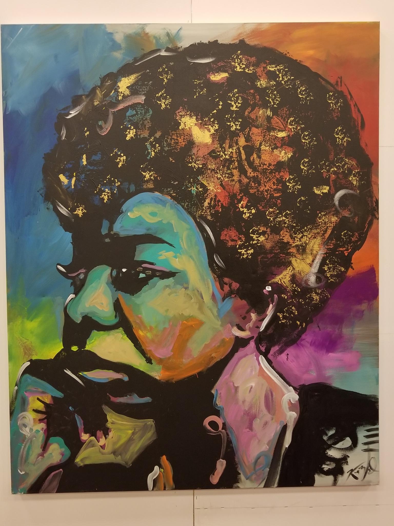 Indy Black Expo Art
