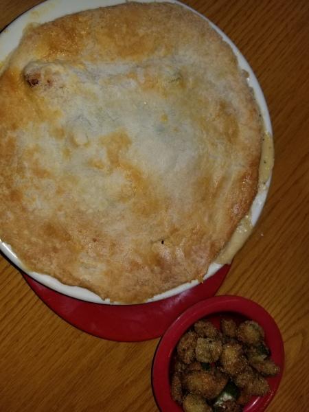Applewood Farmhouse Restaurant Pot Pie