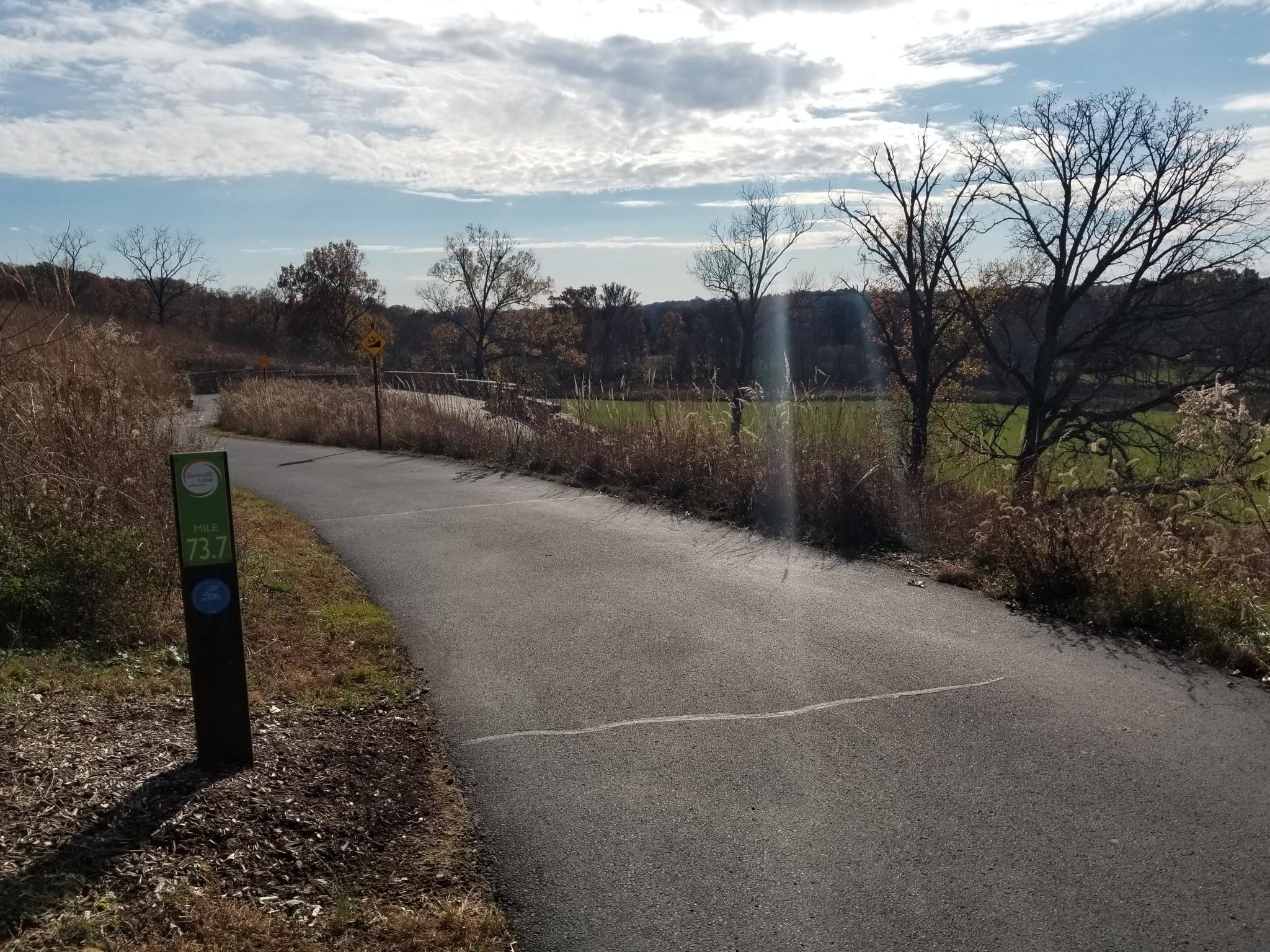 louisville loop parklands mile 73.7